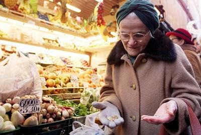 Corsia preferenziale per gli anziani nei supermercati