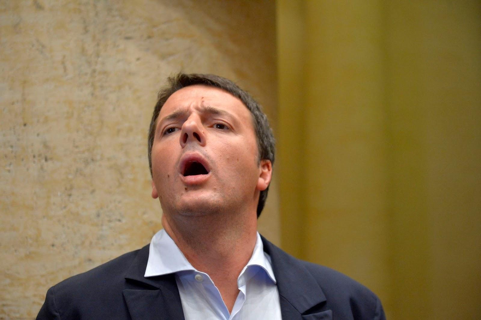 Renzi poltrone nomine