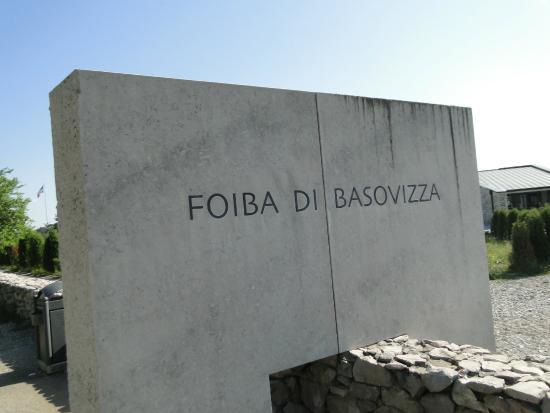 la foiba di basovizza: negazionismo foibe
