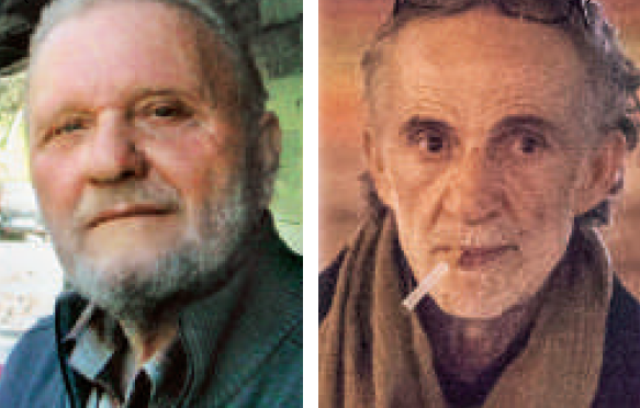 Rodolfo Fiesoli e Luigi Goffredi