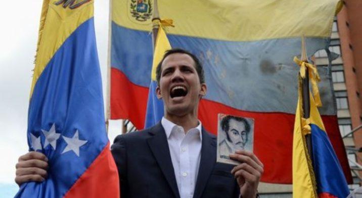 Venezuela: Guaidò in Italia