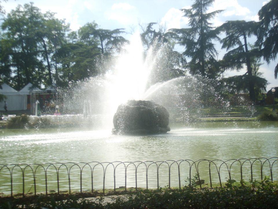 Fontana Fortezza da Basso