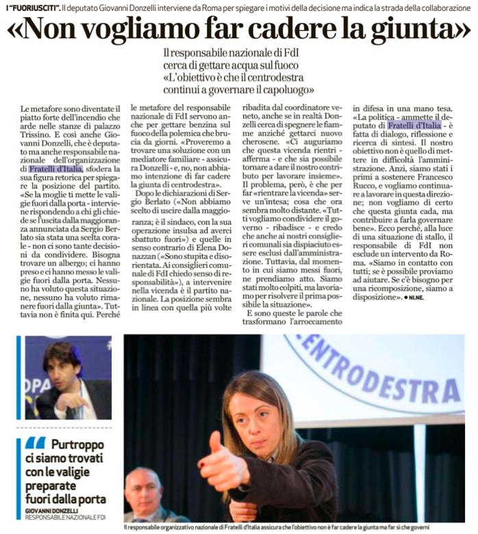 Intervista Vicenza