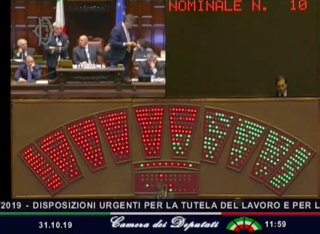 Bekaert: il voto alla Camera su odg Fratelli d'Italia