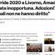 No al Pride a Livorno