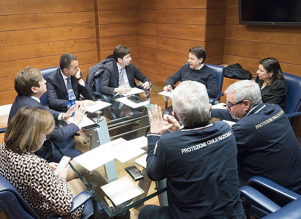 assistenti civici cooperazione internazionale