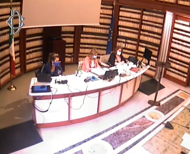 Il pm Galeotti in commissione Forteto