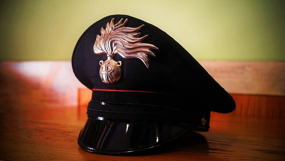 carabiniere rissa