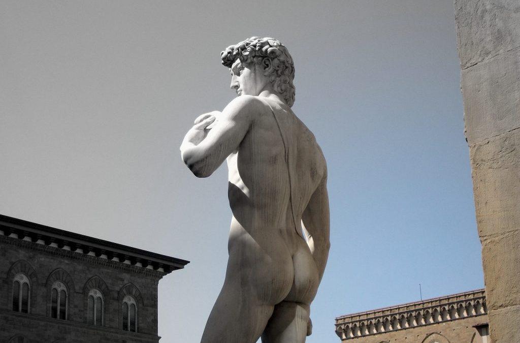 Convenzione di Faro: il David di Michelangelo