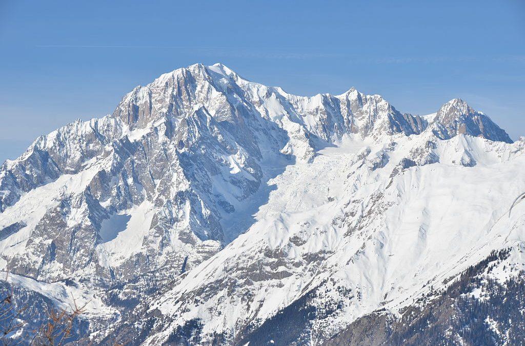 La Francia invade il Monte Bianco