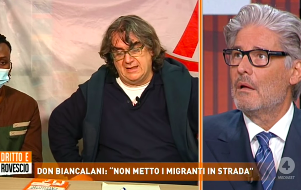Don Biancalani immigrati