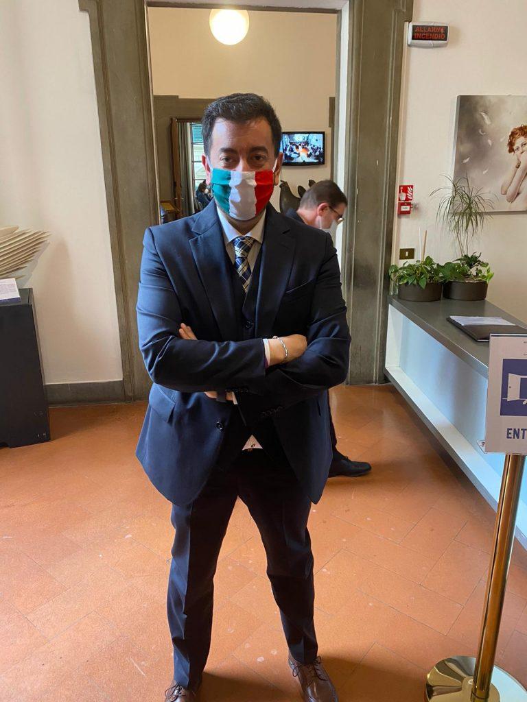 Toscana, i consiglieri di Fratelli d'Italia: Francesco Torselli