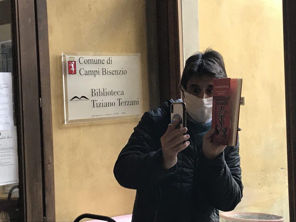 Libro Fiesoli biblioteca