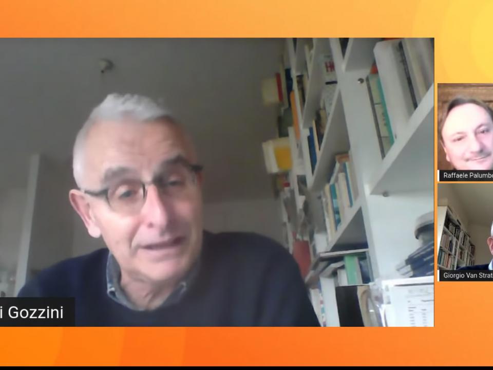 Gozzini: il professore universitario che insulta meloni in radio