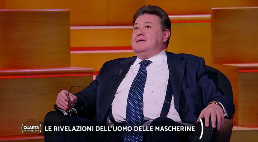 "Benotti: ""Arcuri mi avvisò dell'inchiesta"""